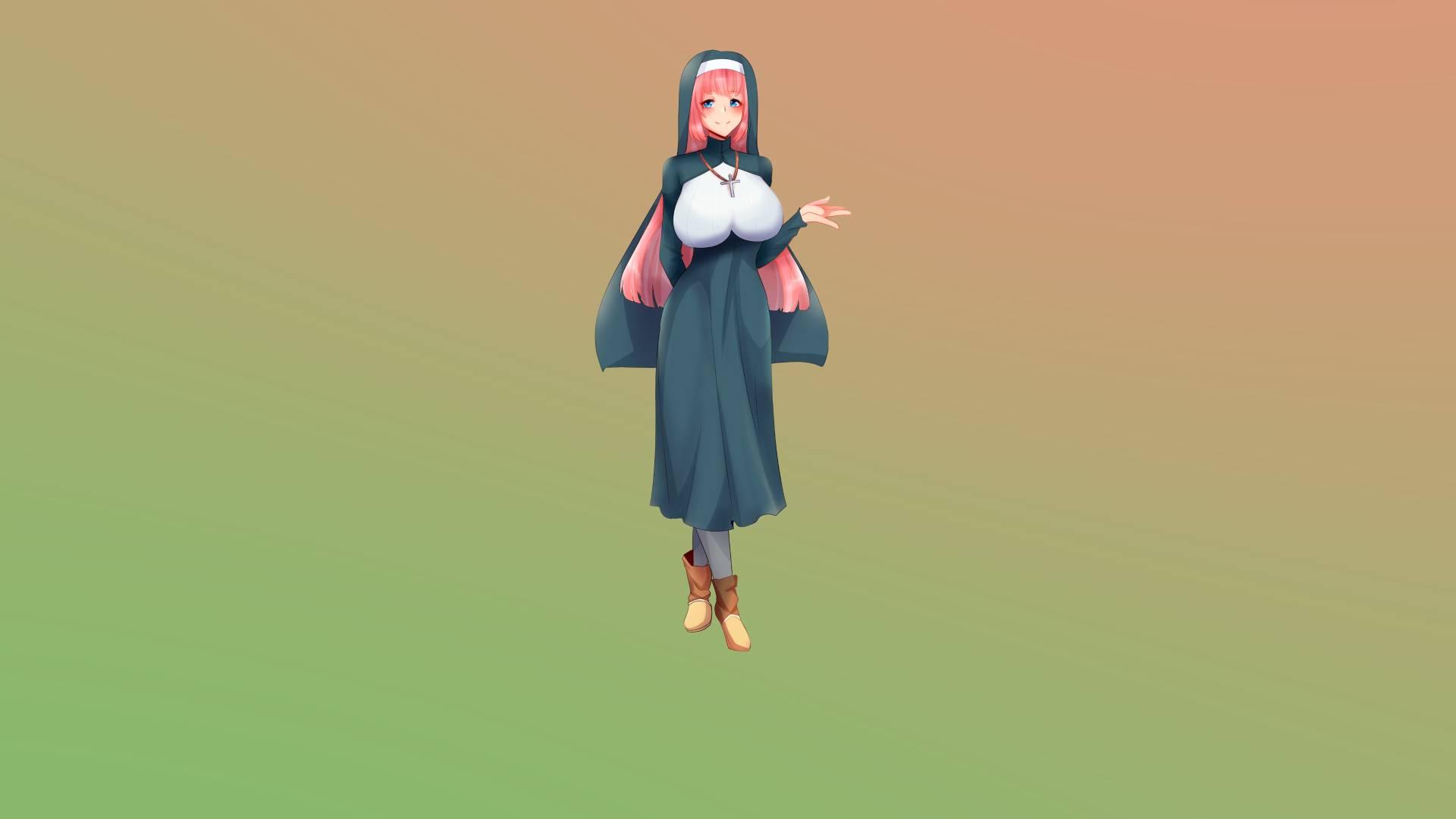 mommy nun